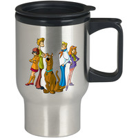 scooby doo For Stainless Travel Mug *