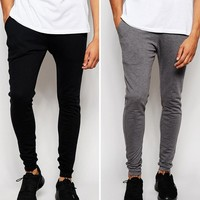 ASOS | ASOS 2 Pack Super Skinny Joggers SAVE 17% at ASOS