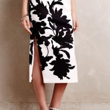 Shadowplay Column Skirt