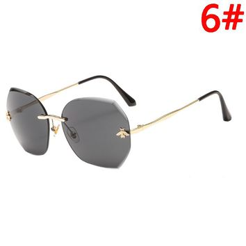 GUCCI Fashion New Polarized Sunscreen Leisure Eyeglasses Glasses Women