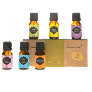 Essential Oil Set Top