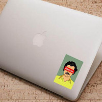 Custom Pablo Escobar Narcos Decal Sticker, Hypebeast Stickers, Yeezy TLOP Decal, Laptop Decal, Skateboard Sticker Decals, Vinyl Decals