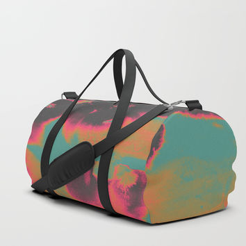 Exposed Duffle Bag by DuckyB
