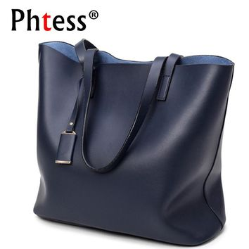 2018 Large Capacity Bag Women Leather Handbags Luxury Brand Bags Female Tote Bags Sac a Main Women Shoulder Bag Vintage Bolsa