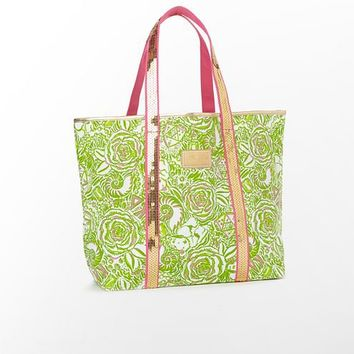 Sparkle Tote - Kappa Delta - Lilly Pulitzer