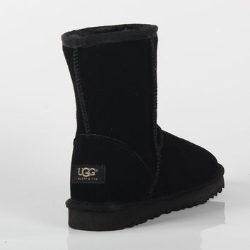 UGG 2018 new trend female models anti-skiing boots warm cotton boots