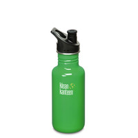 Klean Kanteen 18Oz Classic Canteen Organic Green One Size For Men 23632550001