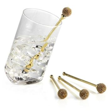 Victoria Stirrers - Set of 4 | Gifts Under $30 | Gifts | Z Gallerie
