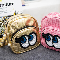 Korean Lovely Mini Strong Character Bags Messenger Bags [6451243460]