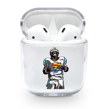 Super Cam Newton Airpods Case
