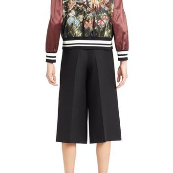 Valentino Embroidered Butterfly Tie-Dye Jacket | Nordstrom