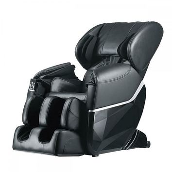 New Electric Full Body Shiatsu Massage Chair, Recliner Zero Gravity w/Heat 77