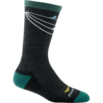 Darn Tough Birds on a Wire Women's Crew Socks