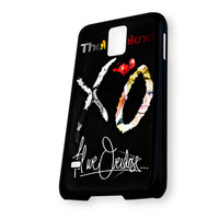 Weekend Till We Overdose Drake OVOXO YMCMB Yolo Samsung Galaxy S5 Case