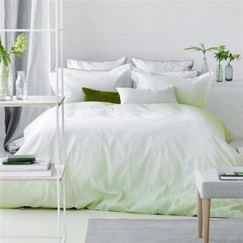 Saraille Moss Bedding by Designers Guild