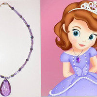 Sofia the First Magic Necklace
