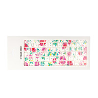 Floral Keyboard Cover