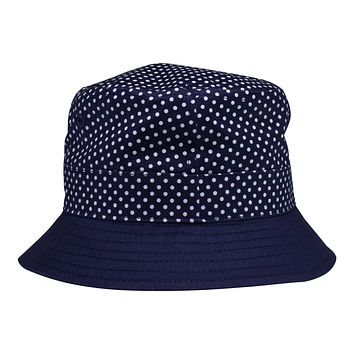 Pin Dot Bucket Hat