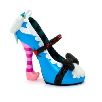 Alice in Wonderland Miniature Decorative Shoe | Disney Store