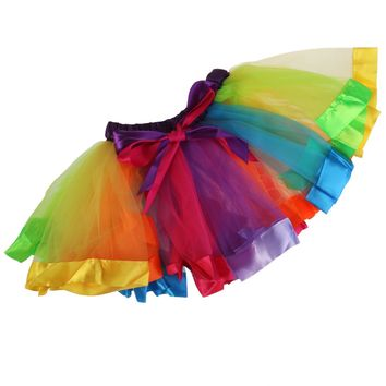 how to make a layered tutu on ribbon