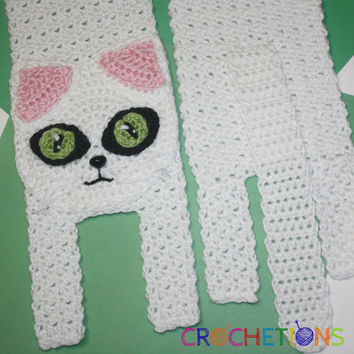 Shop Crochet Cat Pattern On Wanelo