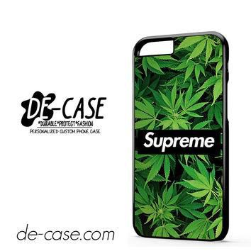Supreme Weed DEAL-10402 Apple Phonecase Cover For Iphone 6 / 6S