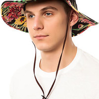 The Boonts Bucket Hat in Floral