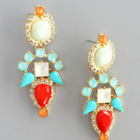Chateau de Paris Earrings