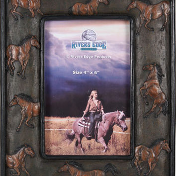 Horse Picture Frame