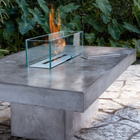 Outdoor Firepit Table
