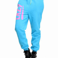 DJPremium.com - Women - Shop by Brand - Lazy Oaf - Pants - Swoosh Sweat Pants