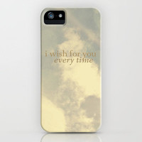 I Wish for You  iPhone Case by Rachel Burbee | Society6
