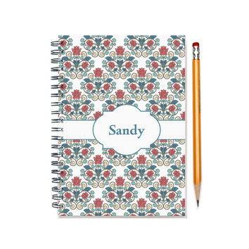 12 month 2015-2016 Planner, weekly planner, customize with your name, daily planner, custom gift idea, vintage style, SKU: pl wallpaper