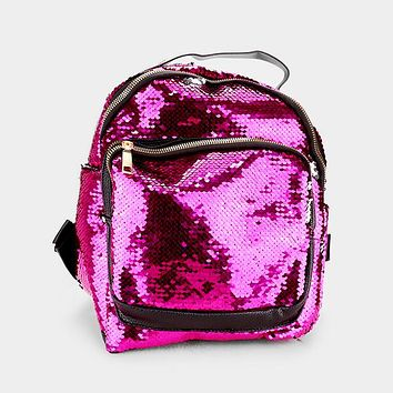 Reversible Sequin Back Pack (Click For More Colors)