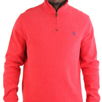 Polo Ralph Lauren Men's Half-Zip Pullover Sweater