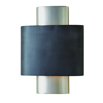 Nordic Wall Sconce in Antique Nickel