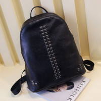 Unique Rivet Backpack bag school bag
