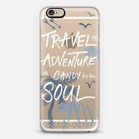Travel and Adventure is Candy for the soul iPhone 6 case by Nicki Traikos | Casetify