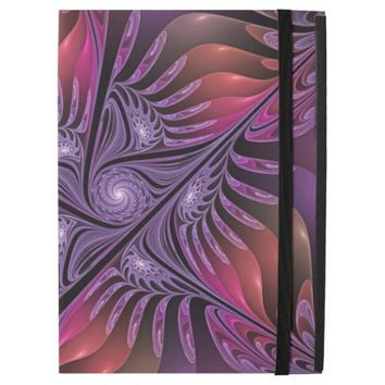 Colorful Fantasy, Abstract Fractal Art iPad Pro Case