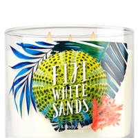 3-Wick Candle Fiji White Sands