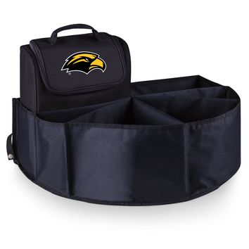 Southern Miss Golden Eagles 'Trunk Boss' Organizer with Cooler-Black Digital Print