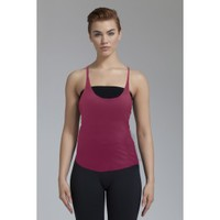 Christopher Tank-BEET RED - Sale - WOMEN