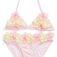 Kate Mack Two-Piece Swimsuit (Big Girls)