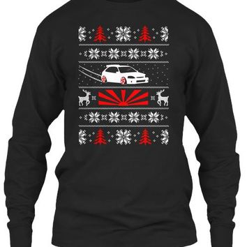 Ugly Jdm Christmas Shirts
