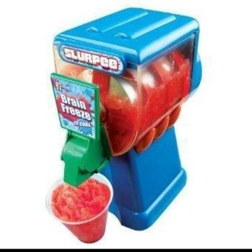 COLLECTIBLE SLURPEE DRINK MAKER 7 11 ELEVEN MOTORIZED FROZEN DRINK SLUSHIE MAKER