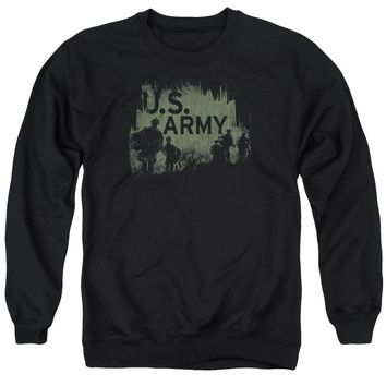 Army - Soldiers Adult Crewneck Sweatshirt