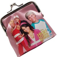 High School Musical Coin Purse in Pink