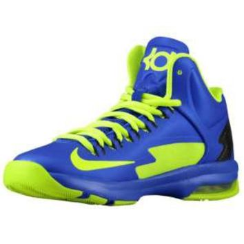 Nike KD V - Boys' Grade School at Kids Foot Locker