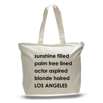 Urban Finesse Bag | Los Angeles