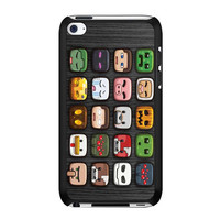 Minecraft Character iPod Touch 4th case